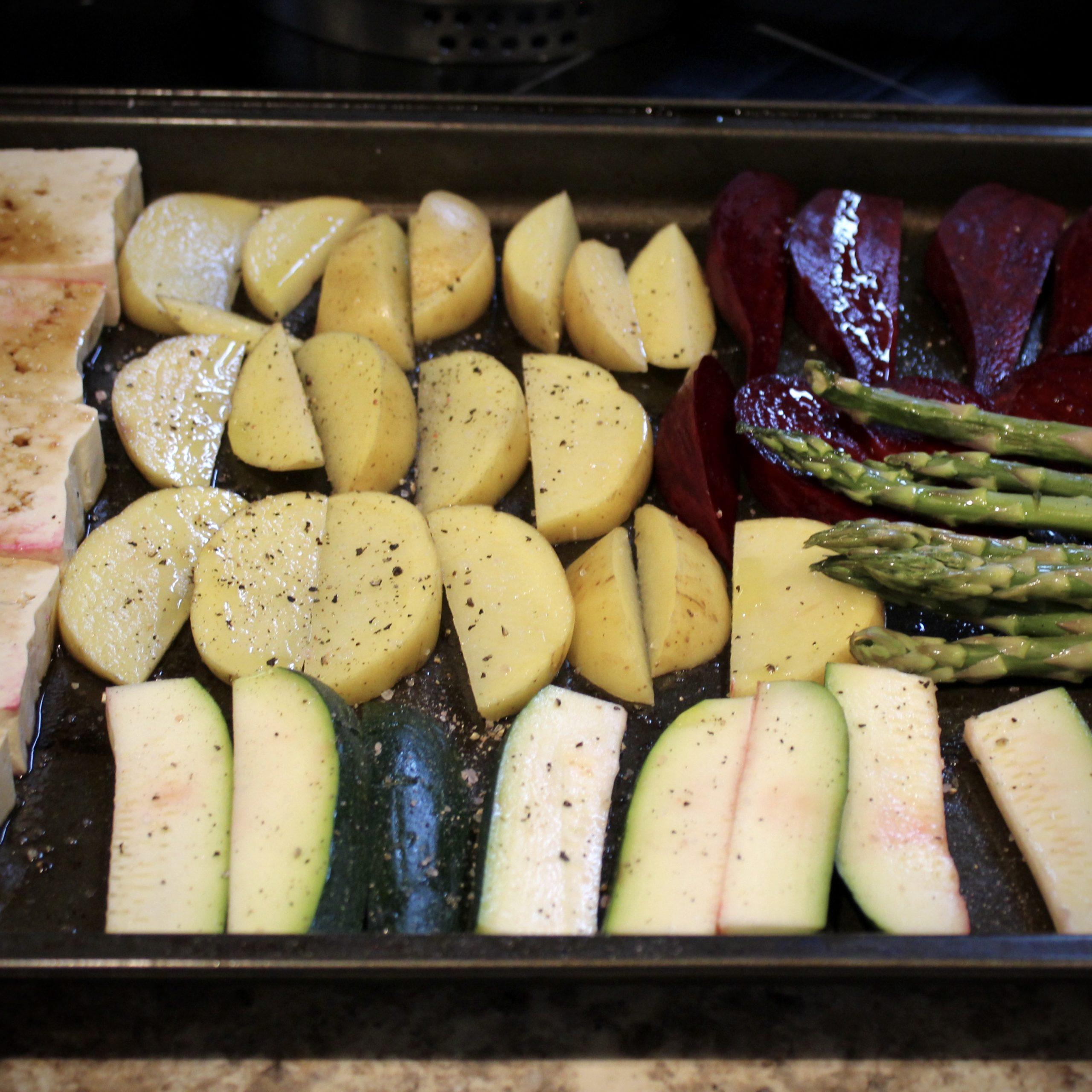 Vegetarian Pan Meals